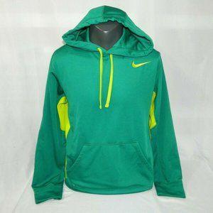 Nike Therma Fit Knockout KO 2.0 Green Hoodie Men M
